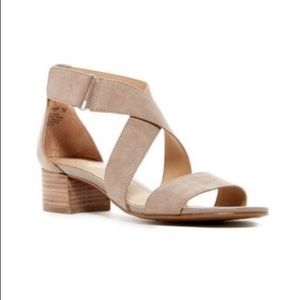 Naturalizer Adele Open Toe Strappy Sandals Sz 9.5